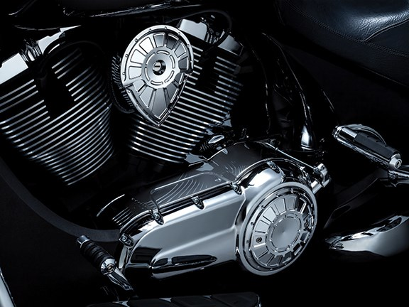 victory motorcycle chrome primary engine cover victory only rh victoryonly com