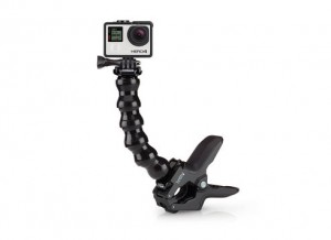 Clamp Flex jaws Mount GOPRO CAMERA