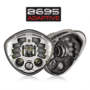 MADE TO FIT YOUR RIDE J.W. Speaker Adaptive Series lights are available in the following configurations: