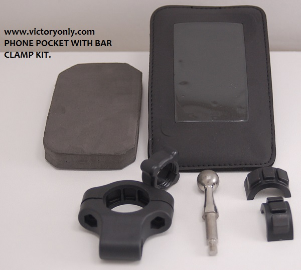 HANDLEBAR POUCH DEVICE MOUNTING SYSTEMS FOR SMARTPHONES AND GPS DEVICES