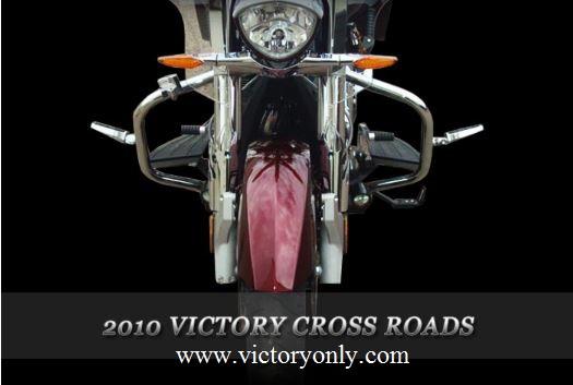 driving light mount bracket cross roads cross country hardball magnum motorcycles