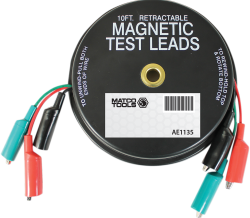 Magnetic Test Leads