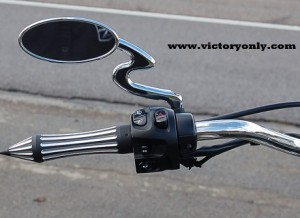 mirrors victory motorcycle custom chrome billet vegas hammer JACKPOT kingpin gunner highball boardwalk judge 8 ball mirror arm left right mirror sets replacement victory only custom parts and accessories online