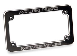 ness license plate trim 12-100