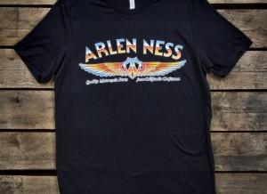 Arlen Ness Vintage shirt Black