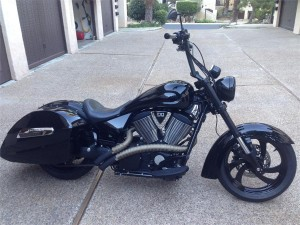 Octane Custom Performance Exhaust Victory Motorcycle Parts