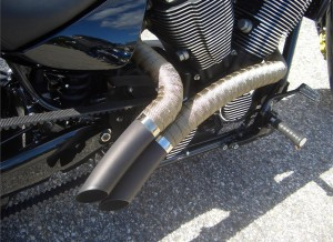OCTANE CUSTOM PERFORMANCE EXHAUST