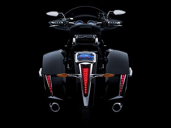 Saddlebag Led Accent Lights Chrome Black Accent Lights