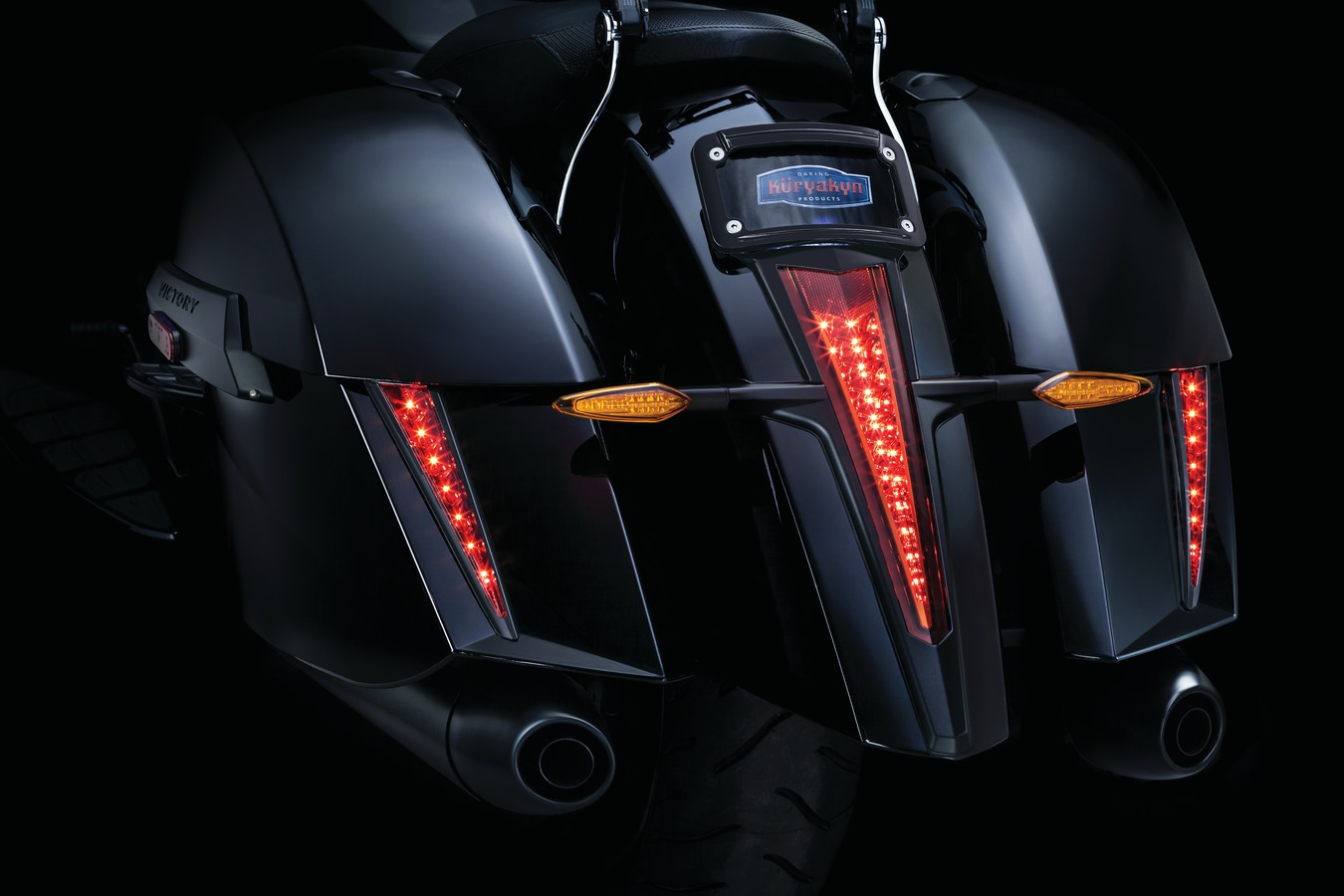 Victory Vegas Turn Signal Wiring Diagram Library Auto Lighting Bring Some Bite To Your Bike Designed Compliment The Body Lines Of Oem