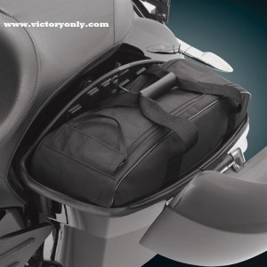 saddlebag liner cross country