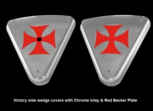 Victory Wedge Cover Victory Motorcycle Parts