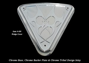 Victory Motorcycle Accessories Wedge Cover Tribal