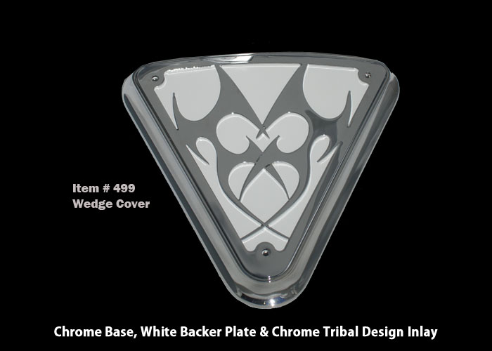 Victory Parts and Accessories Wedge Cover Tribal