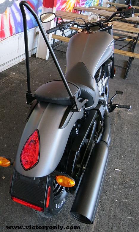 Victory Motorcycle Parts >> Chopper Sissybar Backrest Vegas Gunner Highball Victory Motorcycle