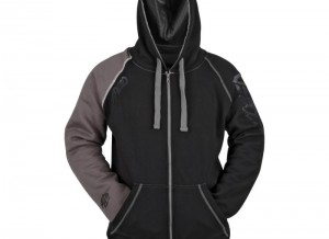 Armored Motorcycle Hoody Jacket