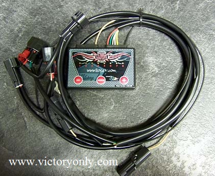LLOYDZ FUEL CONTROLLER EFI PERFORMANCE VICTORY on