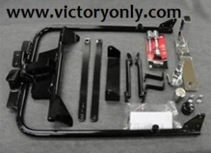 Hitch for Victory Vision ABS Model Pin Hitch for Victory Vision- Will Fit all Models that are ABS Equipped