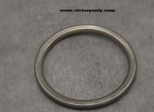 victory motorcycle exhaust crush gasket