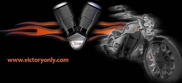 Victory Only Motorcycle carries the largest stock of performance mods, upgrades, custom equipment gear, apparel, OEM replacement and aftermarket parts and accessories for Victory Motorcycles with international worldwide shipping to Canada, UK, CZ, GB, Australia and anywhere a Vicory Motorcycle rider wants to do it yourself customizing of a show quality bike. If you are looking for Chrome or Black Contrast Cut billet aluminum accessories. Just shop Victory Only and Owens Cycle Works website for retail purchases or dealer wholesale orders for Victory's parts. - See more at: http://www.victoryonly.com/product/oil-cooler-cover-straight-fin-2008-and-newer/#sthash.BlqHzioY.dpuf