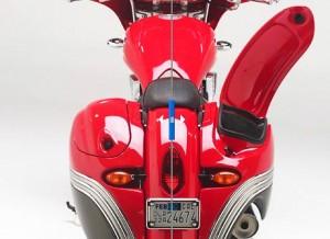 Luggage And Saddlebags Victory Motorcycle Kingpin