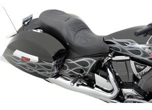 low profile seat for xc xr cross country cross roads victory motorcycle