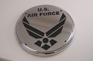 Air Force Motorcycle Accessories Engine Cover Victory Motorcycle