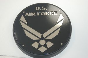 Engine Cover Victory Air Force