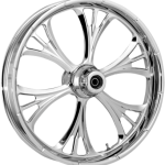 Made from the highest quality forged aluminum available to create