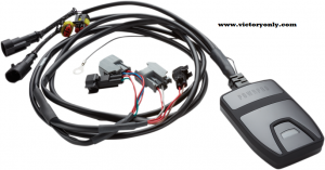 10202551 cobra fi2000 programmer victory motorccyle fuel injection black
