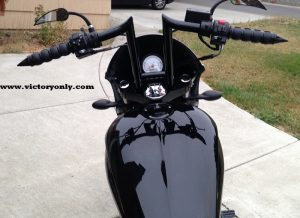 14 victory frisco victory motorcycle ape hanger bars