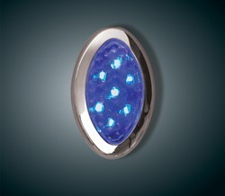 Victory Blue LED Customizing