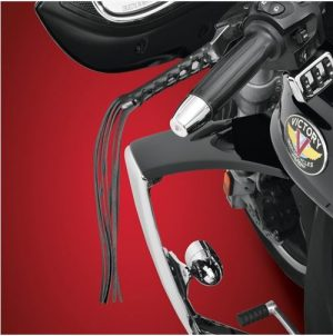 Leather Brake Clutch Cover Laces