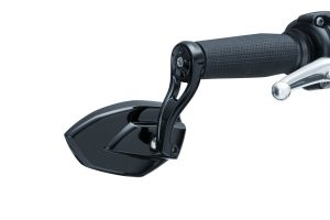 """equires 2-3/4"""" Depth x 5/8"""" of Open Bar End. Compatible With OEM or Kuryakyn Grips"""