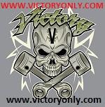Victory_Motorcycle_Tshirt_Skulls_Pistons_Grey