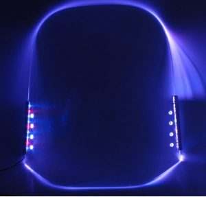 WINDSHIELD LED, Purple