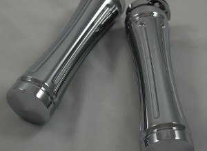 Grips, Chrome, Magnum Revolver