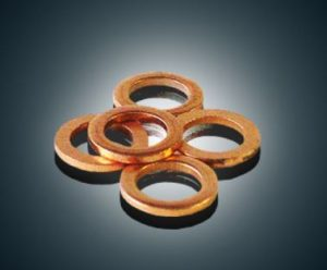 Oil Drain Plug Washers, 5 Pack