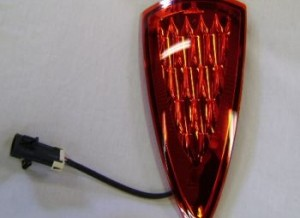 Tail Light Led Upgrade Replacement Red Hammer