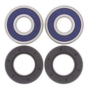 Wheel Bearing Kit Front Honda VT1300CR 10-16, VT1300CR ABS 10-16, VT1300CS 10-14, VT1300CS ABS 10-14, VT1300CT 10-15, VT1300CT ABS 11-15, VT1300CX 10-16, VT1300CX ABS 10-16, VTX1300 03-09, VTX1300CX FURY 10, VTX1300R 05-09, VTX1800 02-08, Indian CHIEF CLASSIC 14-16, CHIEF VINTAGE 14-16, CHIEFTAIN 14-16, ROADMASTER 15-16, SCOUT 15-16, Victory Boardwalk 13-14, Cross Country 8 Ball 15-16, Cross Country/Cross Roads 10-13, Cross Country/Touring 14-16, Cross Roads 8-Ball/Cross Roads Classic 14, Gunner 15-16, Hammer 05-13, Hammer 8 Ball 14-16, Highball 12-16, Jackpot 06-16, Judge 13-16, Kingpin 04-12, Magnum 15-16, Vegas 03-05, Vegas 8 Ball 06-16, Vision 08-16, Wheel Bearing Kit Rear Kawasaki KZ1000E 79-80, KZ1300 79-82, Suzuki TC125 76-77, TS100 76-77, Victory Boardwalk 13-14, Cross Country 8 Ball 15-16, Cross Country/Cross Roads 10-13, Cross Country/Touring 14-16, Cross Roads 8-Ball/Cross Roads Classic 14, Gunner 15-16, Hammer 05-13, Hammer 8 Ball 14-16, Highball 12-16, Jackpot 06-16, Judge 13-16, Kingpin 04-12, Magnum 15-16, Vegas 03-05, Vegas 8 Ball 06-16, Vision 08-16