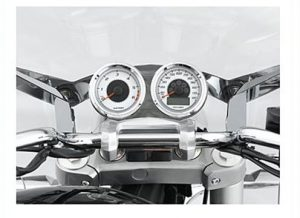 Victory Motorcycles Chrome Tach Kit for 2010 Cross Roads part # 2877652