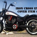 Engine Cover, Iron Cross