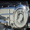 Engine Cover POW MIA Victory Motorcycle Parts Customized Aftermarket