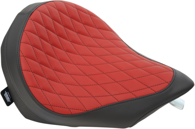 """Features solar-reflective leather in the seating area and automotive-grade vinyl on the sides; patented process reduces surface temperature by as much as 25°F for a cooler seat, higher durability and longer life over conventional leather or vinyl Molded polyurethane foam for maximum comfort and styling 3/16"""" ABS thermoformed seat base for a perfect fit, with a carpeted bottom and rubber bumpers to protect paint Lower position creates better rider position with improved styling Includes all mounting hardware Made in the U.S.A."""
