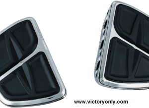 7611 Victory Motorcycle Mini Kinetic Kuryakyn Floorboard Kit