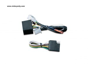 7675 5 to 4 wiring trailer harness converter victory
