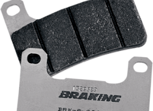 HIGH-PERFORMANCE BRAKE PADS