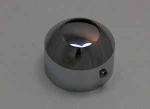 REAR SWING ARM Axle CAP LEFT SIDE Black or Chrome