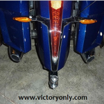 Ball Hitch for Victory Cross Country and Cross Roads