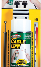 CABLE LIFE LUBE AND CABLE CARE KIT