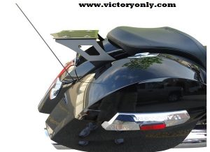 Custom Luggage rack for Victory Cross Country / Cross Roads and Hard Ball models